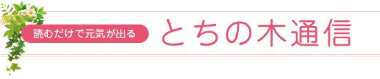 とちの木通信 2015年12月 No.149